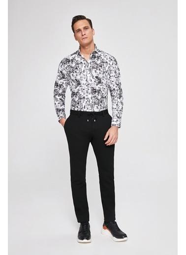 TWN Klasik Pantolon Siyah